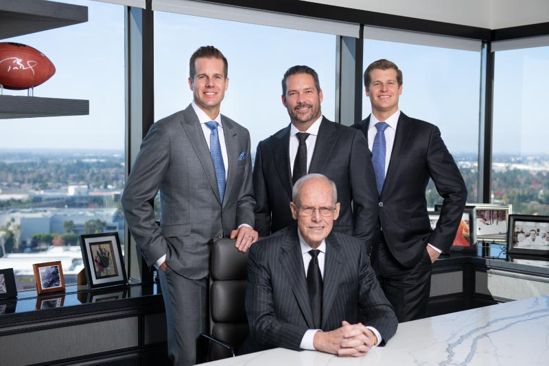 The Easton Family of Lawyers